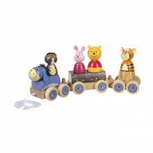 Winnie The Pooh Puzzle Train By Orange Tree