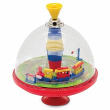 Classic Train Spinning Top 2+