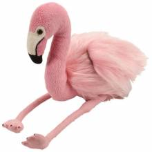 Mini Flamingo Soft Toy 20cm