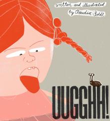 UUGGHH! By Claudia Boldt - Paperback Book