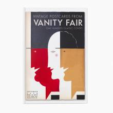 Vanity Fair Cover 100 Card Postcard Box