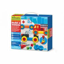 Build A Vehicle - Thinking Science Kit 8+