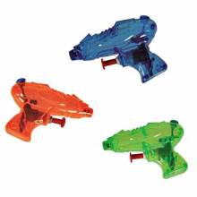 Water Pistol Gun 10cm - Various Colours.