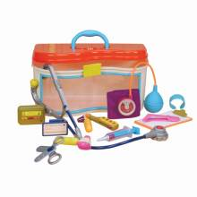 WEE MD Doctor Dress Up Kit With Case By B.Toys 13m+