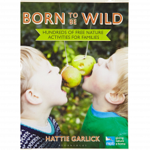Born To Be Wild Paperback Book