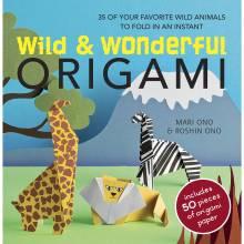 Wild And Wonderful Origami Book By Ono Mari
