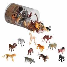 Wild Animals In A Tub 3+