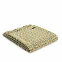Festival Wilderness Green Fringe Picnic Blanket W Carry Handle