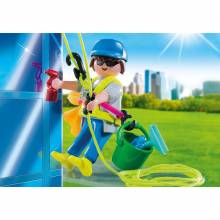 Window Cleaner Playmobil 5379