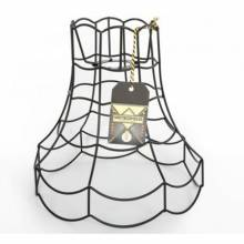 Black Wire Ceiling Lampshade Light