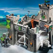 Wolf Knights' Castle Knights Playmobil 6002 4-10yrs