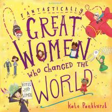 Fantastically Great Women Who Changed The World Paperback Book