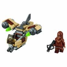 LEGO® Star WarsWookie Gunship 6-12y 75129