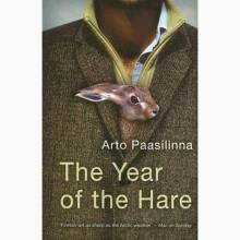 The Year Of The Hare - Paperback Book