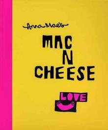 Anna Maes Mac 'N' Cheese - Hardback Book