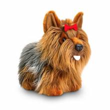 Yorkie Dog Soft Toy 40cm