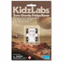 Zero-Gravity Fridge Rover - Science Toy 8+
