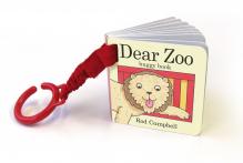 Dear Zoo Buggy Buddies Board Book